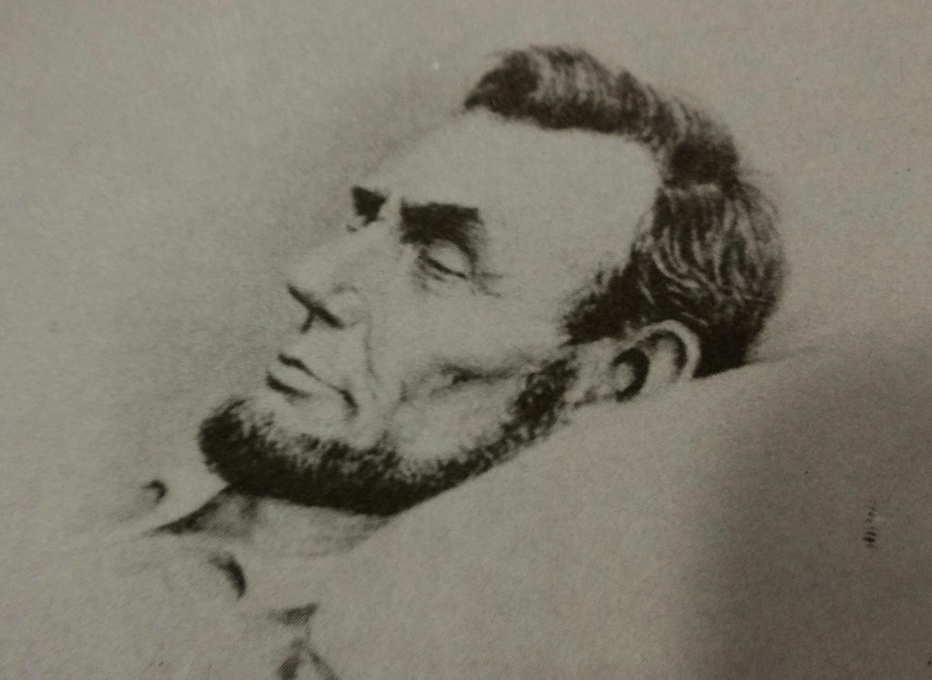 """Over Lincoln's dead body"" … the bizarre story – Story ..."